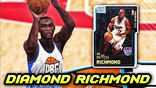 Video NBA 2K19 DIAMOND MITCH RICHMOND GAMEPLAY!!   WORTH IT FOR 200K IN NBA 2K19 MyTEAM? download MP3, 3GP, MP4, WEBM, AVI, FLV November 2018