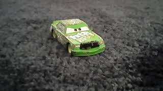 Disney Pixar cars Chick Hicks Review