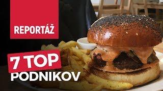 7 podnikov s najlepším jedlom v Bratislave pre rok 2018 (Reportáž ft. Čoje)