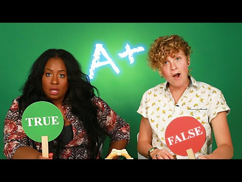 Teachers Play True or False: School Edition