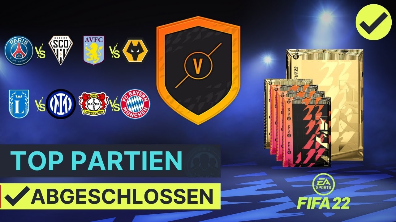 Download TOP-PARTIEN SBC: 14.10.2021 / GÜNSTIGE SBC LÖSUNG OHNE LOYALITÄT | FIFA 22 ULTIMATE