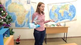 """Урок """"Раздельный СБОР"""" Средняя общеобразовательная школа №700 ч2"""