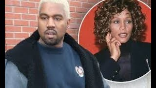 New Low! Kanye West paid $85K to use Whitney Houston's drug-filled bathroom for album cover