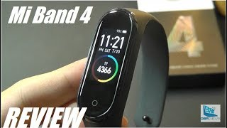 REVIEW: Mi Band 4 (Xiaomi Amazfit) - Best Budget Fitness Tracker?