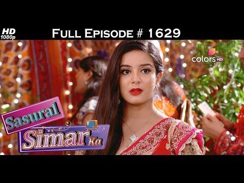 Sasural Simar Ka - 11th October 2016- ससुराल सिमर का - Full Episode (HD)