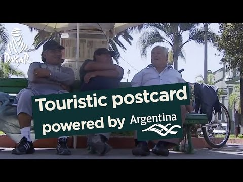 Stage 3 - Touristic postcard; powered by Argentina