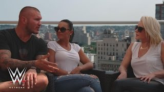 WWE Network: Unfiltered with Renee Young � �Randy Orton� preview