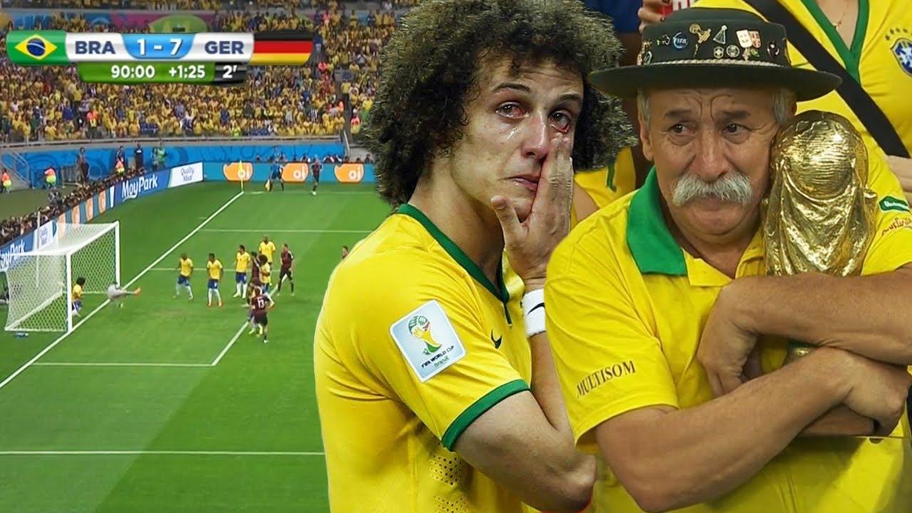 Download El Día Que ALEMANIA HUMILLÓ a La Selección Brasileña En Su MUNDIAL