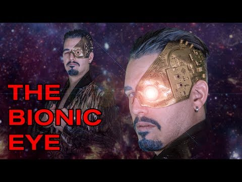 DIY Bionic Eye // Halloween Edition