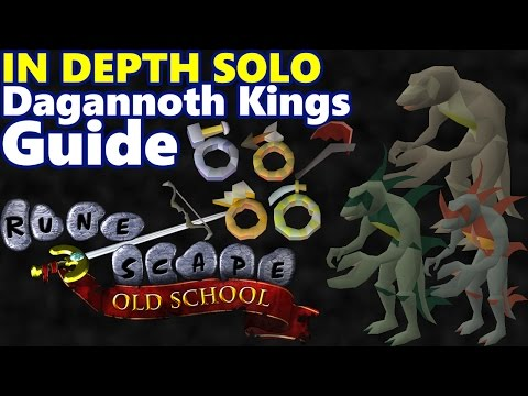 OSRS In Depth Solo DKs Guide [Updated for 2016 w/ Tips & Tricks]
