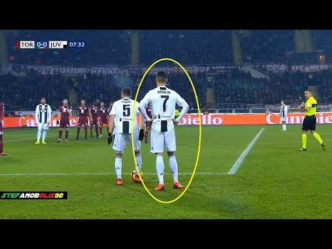 Download Cristiano Ronaldo ⚽ First Derby Della Mole ⚽ 2018\2019 ⚽ HD #CristianoRonaldo #Juventus