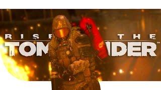 Rise of The Tomb Raider | 11 - Allumez le Feu !
