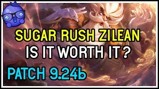 Is the NEW Zilean Sugar Rush skin Worth it?