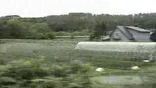 【昔車窓】2004年 JR富良野線 北美瑛→千代ヶ岡