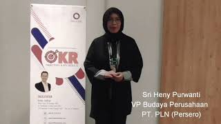 Testimoni Peserta Training OKR Certified Practitioner Program (CPOKR) | Jimmy Sudirgo