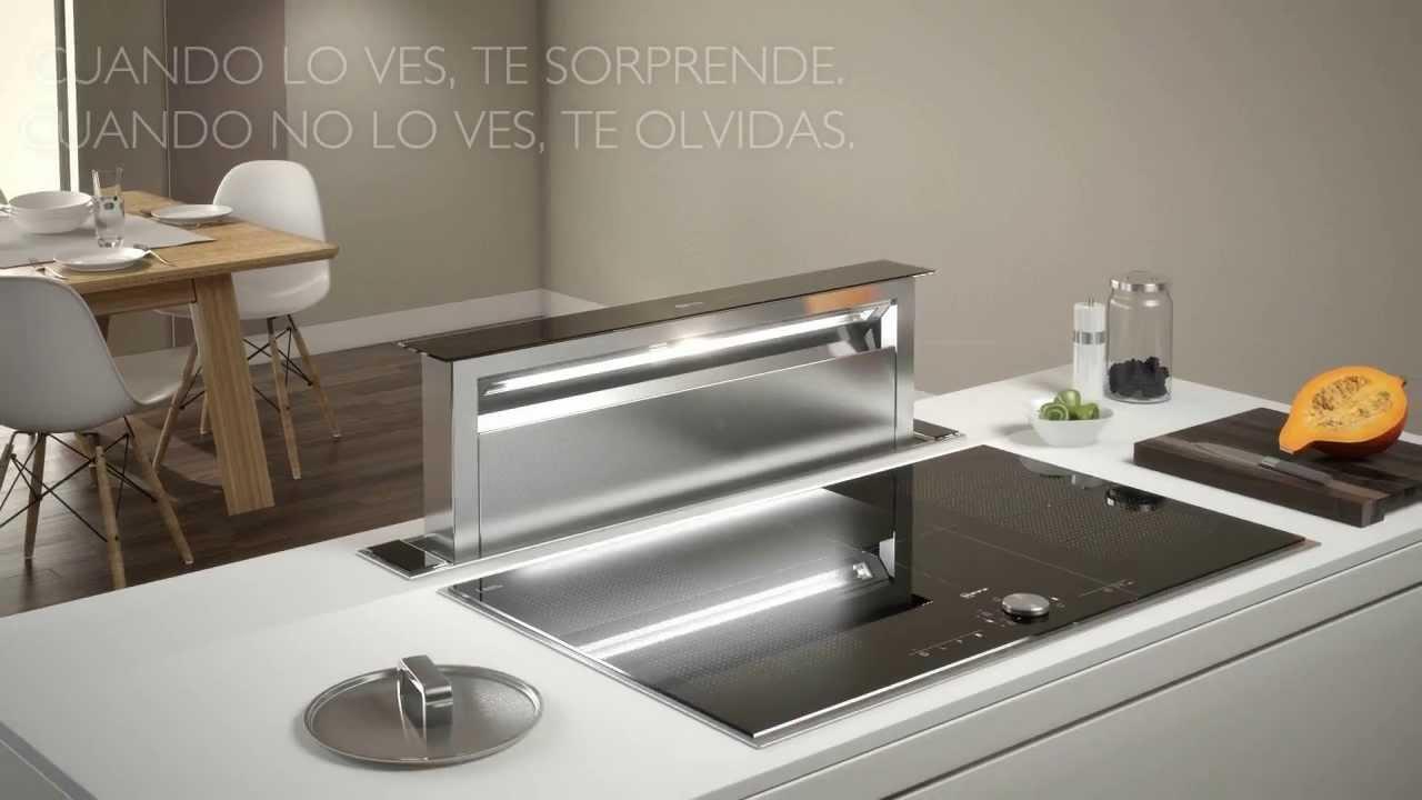 Extractores de cocina de dise o casa dise o - Extractores para cocina ...