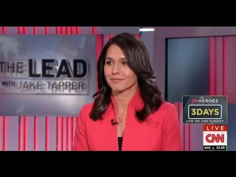 Tulsi Gabbard Defends Donald Trump