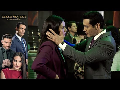 ¡Ricardo busca reconquistar a Alejandra!   Por amar sin ley - Televisa