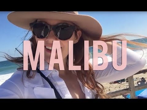 Malibu Beach - Los Angeles With Kids