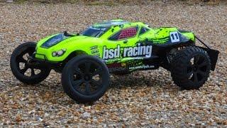 FLUX STORM V2 BSD RACING RC CAR