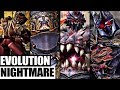 Evolution of Nightmare from SoulCailbur (1995-2018)