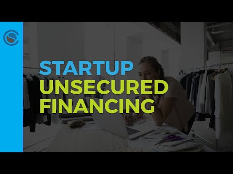 Unsecured Financing for Startups