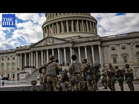 JUST IN: DC requests National Guard support ahead of Chauvin verdict