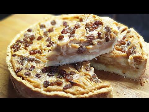Пирог с ЯБЛОКАМИ и вкусом Кис-Кис