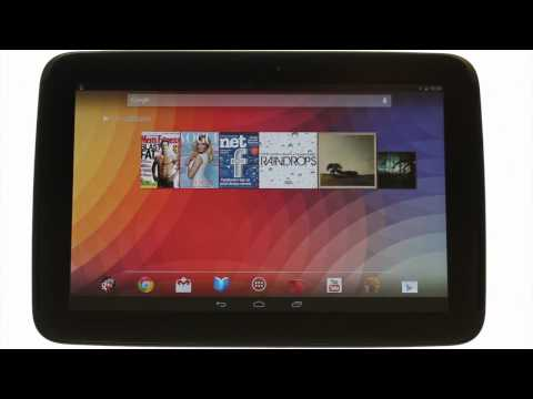 How to create a music playlist on your Samsung Google Nexus 10 | Android tablet tutorials