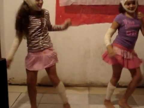 meninas acidentadas dançando forró, as princesinhas do forró