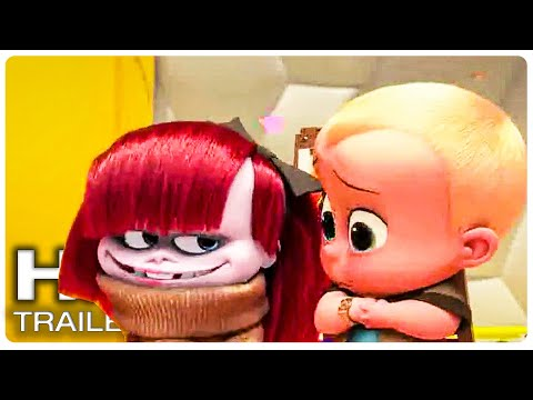 """THE BOSS BABY 2 FAMILY BUSINESS """"Creepy Babies"""" Trailer (NEW 2021) Animated Movie HD"""