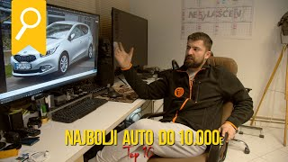Top 10 automobila do 10000e *POLOVAN ILI NOV*