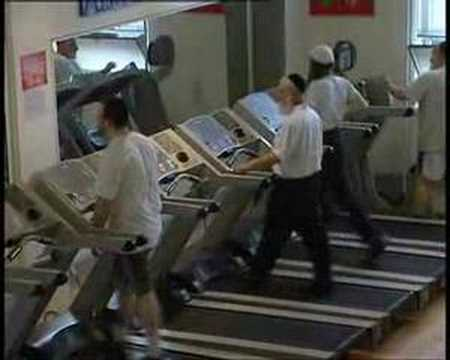 kosher gym jerusalem bbc news