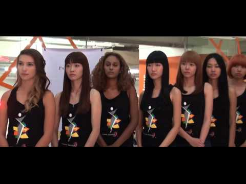 Asia New Star Model Contest 2014 Face Of Malaysia - Modeling Tips \u0026 Tricks ( Episode 5 )