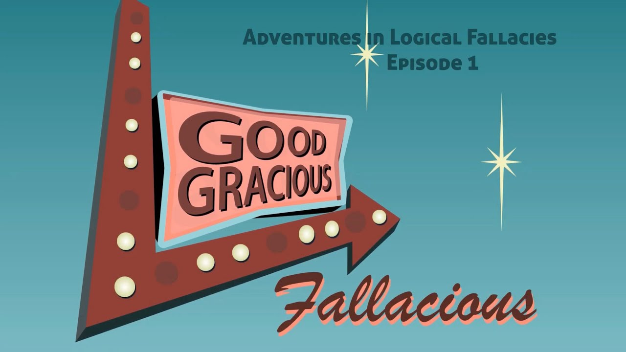 Logical Fallacies Animation False Dichotomy False Dilemma
