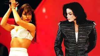 Selena Michael Jackson Billie Jean Duet MP3