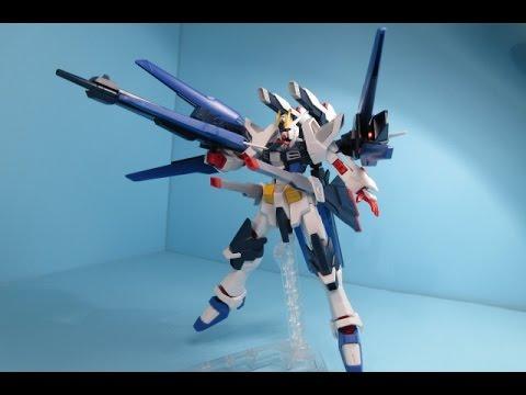1144 Hgbf Amazing Strike Freedom Gundam Review Youtube
