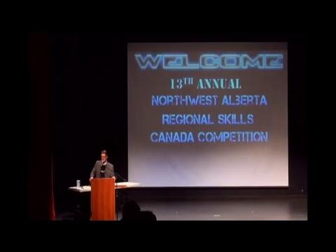 2017 Alberta Skills Competition (NW)