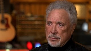 Singer Tom Jones on breaking into music and rise to stardom