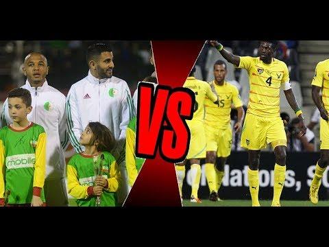 Algérie 2017 : CAN 2019 | Algérie 1-0 TOGO ( décevante équipe nationale )