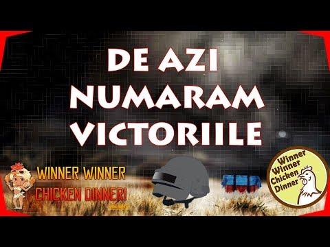 PUBG - De Azi Numaram Victoriile - 3 WIN-uri