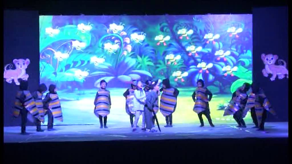 Meridian school annual day pre primary school theme the - Annual function theme ideas ...