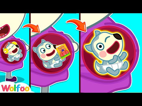 The Pregnancy Diary of Wolfoo - Funny Stories for Kids About Baby | Wolfoo Channel Kids Cartoon