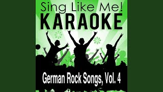 Hey Little Girl (Karaoke Version) (Originally Performed By Sven Schumacher)
