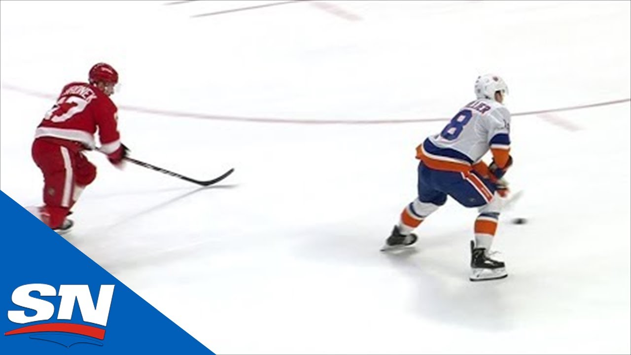 Anthony Beauvillier Dangles Jonathan Bernier For Beauty Breakaway Goal