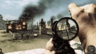 Most Hardcore Shooter about World War II on PC ! Game Red Orchestra 2 Heroes of Stalingrad