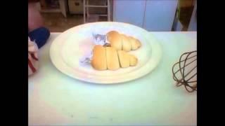 Vlog 4 pt2: Speed Baking? Thumbnail
