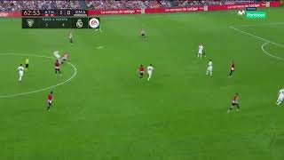 Athletic Bilbao vs Real Madrid Isco's goal 15/09/2018