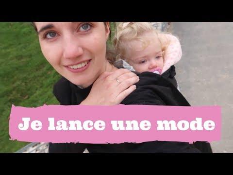 JE LANCE UNE MODE ! - VLOG FAMILLE 22.10