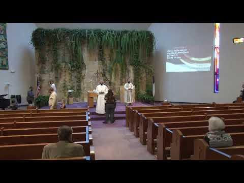 King of Kings Lutheran Worship - November 15th, 2020